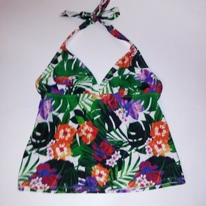 Catalina Tankini Swim Top